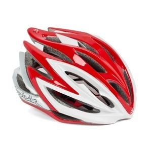Spiuk Dharma Helmet Red/White