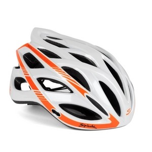 Spiuk Keilan Road Helmet White / Orange