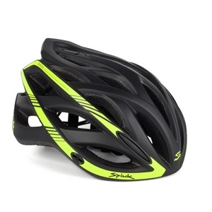 Spiuk Keilan Road Helmet Black / Yellow