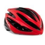 Spiuk Profit Helmet - Red-Black