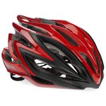 Spiuk Dharma ED Helmet - Red-Black