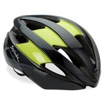 Spiuk Eleo Helmet - Black-Yellow