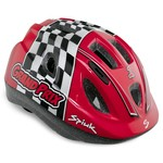 Spiuk Children's Grand Prix Helmet - Red