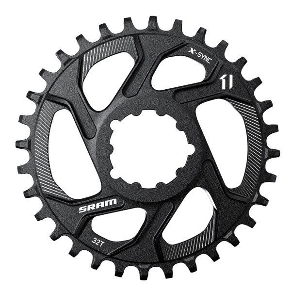 Sram Chainring X-Sync 1 x 11 Direct-Mount 6° GXP Offset - 32