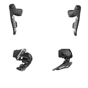 SRAM Red eTAP AXS 2x12 Groupset - Electrical Part