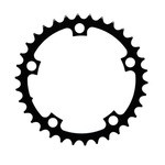 Sram PowerGlide 110 mm Inside Chainring - Black