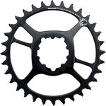 Sram X-Sync2 Eagle 11/12s Chainring Offset 6mm - Steel Black