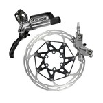 SRAM Guide Ultimate Rear Hydraulic Disc Brake - Grey