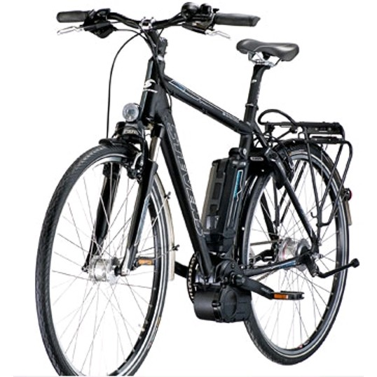 E-bike Bicycle :: Stevens E-Courrier SX Bosch 2012