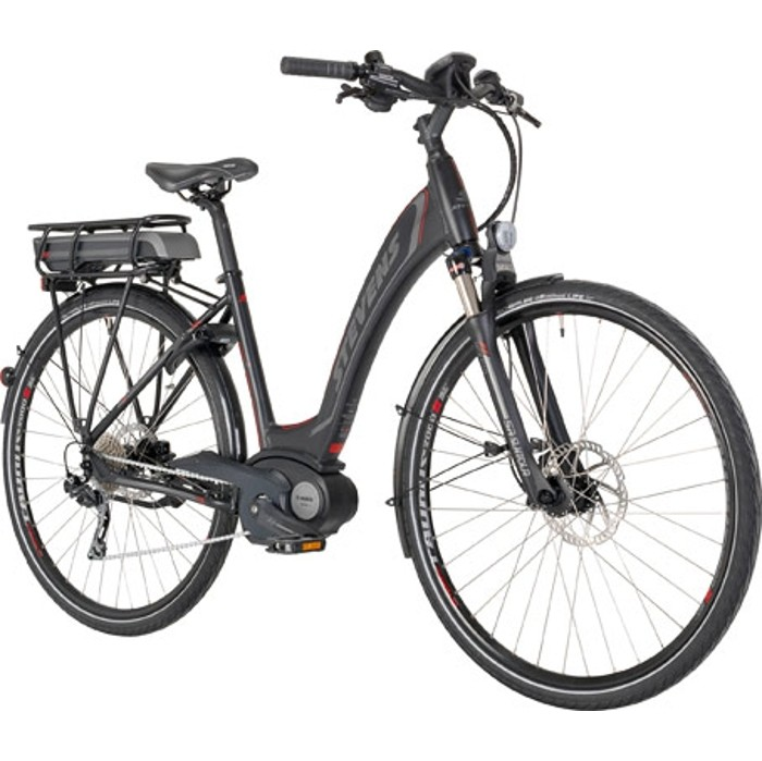 E-bike Bicycle Stevens
