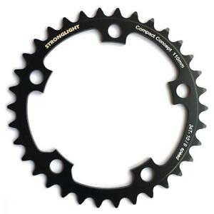 Stronglight Chainring 110 INNER DURAL TYPE S BLACK