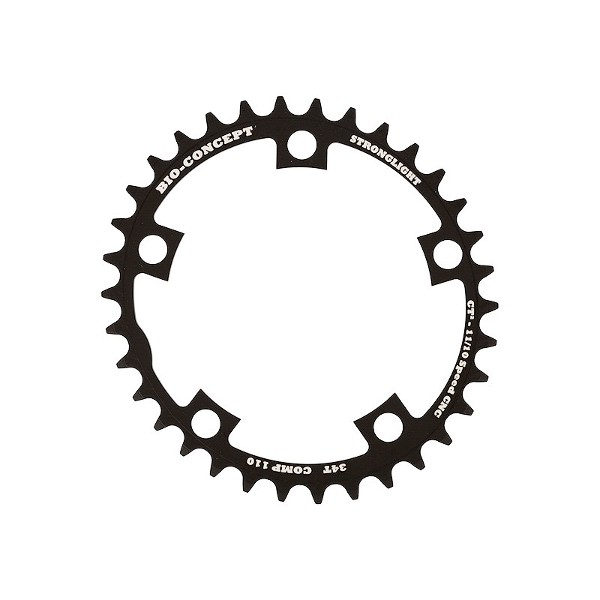 Stronglight Bio concept CT² Chainring 110 mm - Inside
