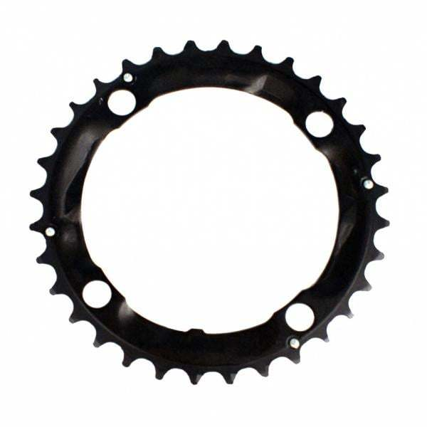 Stronglight MTB Type XC E-5083 104 mm Middle Chainring - Black