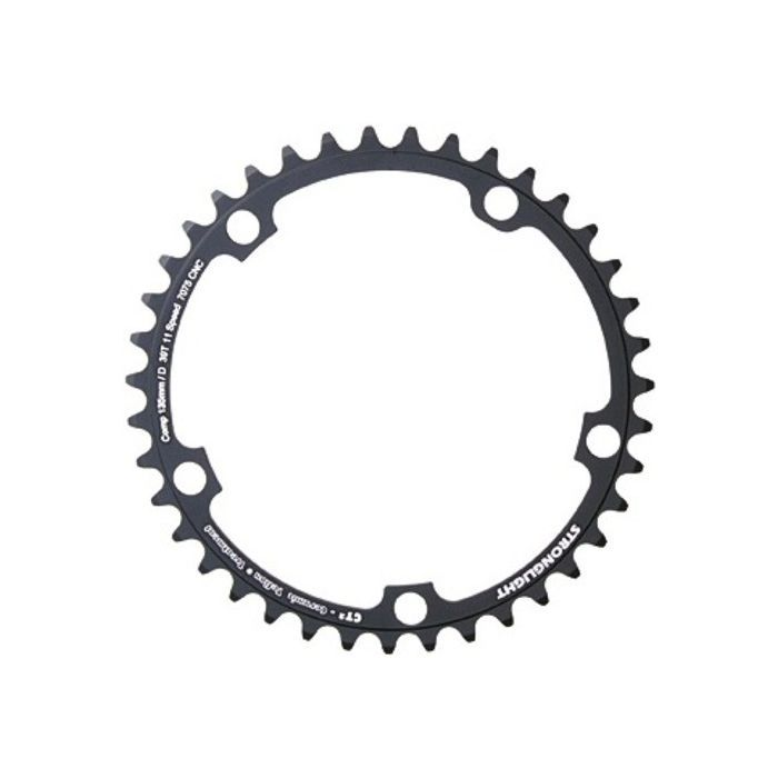 Stronglight Type D/EPS CT2 Campagnolo 135 mm 11 Inside Chainring - Black