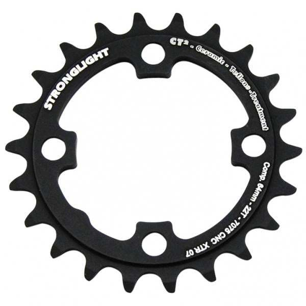 Stronglight MTB Type CT2 Shimano XTR FC-M970 64 mm 9 s Inside Chainring - Black