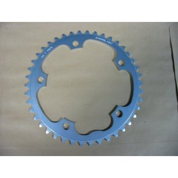 Stronglight Chainring 130 Dural  1° TYPE S