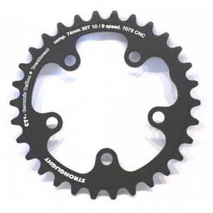 ce178cad576 Stronglight Chainring 74mm CT2 INNER TYPE S Black - XXcycle - en