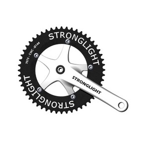 Track crankset Stronglight