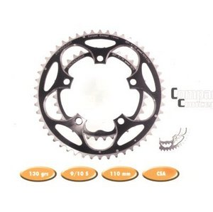 Stronglight Chainring 110 TYPE S ALU 7075 BLACK