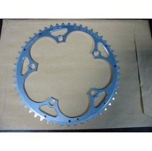 Chainring Road :: Stronglight Chainring Standard 135 Zicral Campa Outer Type A BLACK