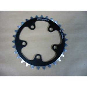 Stronglight Chainring 74mm INNER 7075 TYPE S CHAMPAGNE