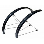 Mudguards  Stronglight Country S 26' (Black) 60 mm
