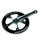 Stronglight Crankset MYGAL Messenger Silver