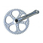 Stronglight Crankset 55 S City Crankset - SILVER