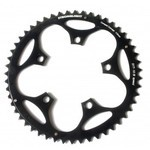 Chainring Stronglight Dural Al 5083 Black (Shimano) 110mm