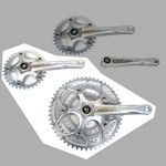 Stronglight Z'Light Tandem Crankset - Rear Kit