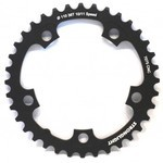 Stronglight Type S 7075-T6 Shimano 110 mm 10/11 Inside Chainring - Black