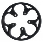 Stronglight Chain Protector ø130mm Black - 38->42T
