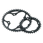 Stronglight MTB Shimano 2 x 10 Type 7075 T6 104 mm Outside Chainring - Black