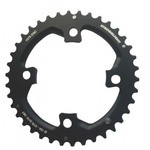 Stronglight MTB Type HT3 Shimano XTR FC-M980 104 mm 10 s Outside Double Chainring - Grey