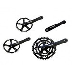 Stronglight Crankset Impact Tandem Triple - Black