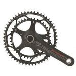 Stronglight Vorace Carbon Double Crankset 130 mm (without Chainring)