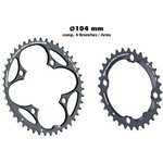 Stronglight Chainring XC 104/64 CT2 104mm 4 branches