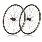 Wheel MTB SUN Ringlé 27,5' Black Flag Pro (Pair) - Black