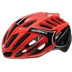 Suomy TMLS All-In Helmet - Fluo Red/Black
