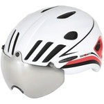 Suomy Vision Helmet - White/Red