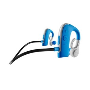 Tecno Globe Pump HD Bluetooth Waterproof Earflap Blue