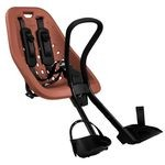 Thule Yepp Mini Front Child Seat - Stem Mounting - Brown