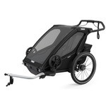 Thule Chariot Sport 2 Child Trailer Black