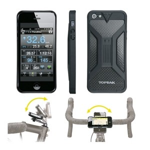 huge selection of 733ec 61781 Phone Holder Apple iPhone 5 Topeak Ride Case 2 (Black)
