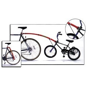 Third wheel :: Tow Bar Bike Child Trail Gator