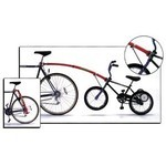 Tow Bar Bike Child Trail Gator