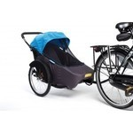 Twinny Load Child Bike Trailer Hera 20
