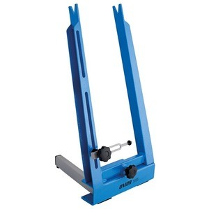 Unior Wheel centering stand – for home use - 1688