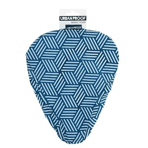 Urban Proof Universal Seat Cover - Blue/White Stripes