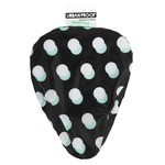 Urban Proof Universal Seat Cover - Black / White Circles